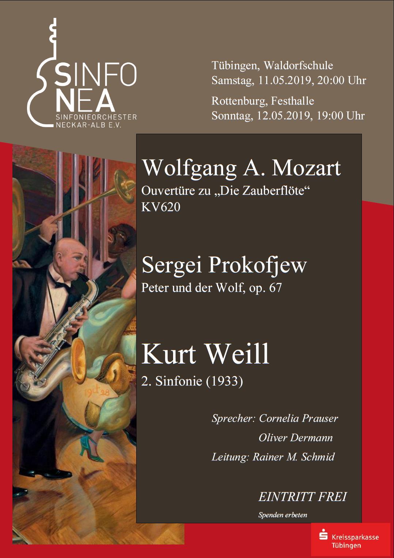 Plakat Weill